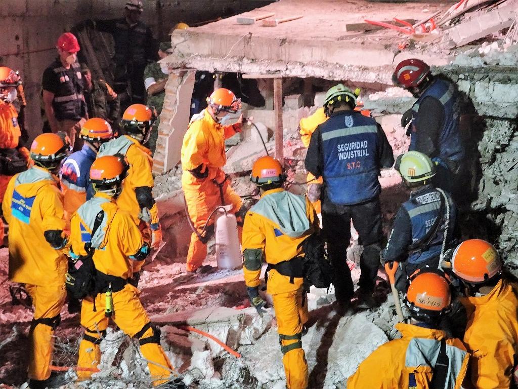 国際消防救助隊